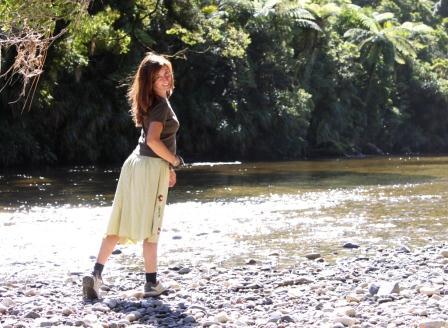 Yo en rio